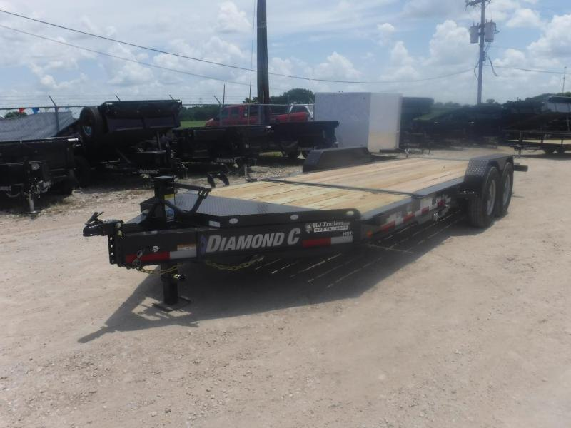 2020 Diamond C Trailer 82 x 20 HDT207 Tilt  Equipment Trailer