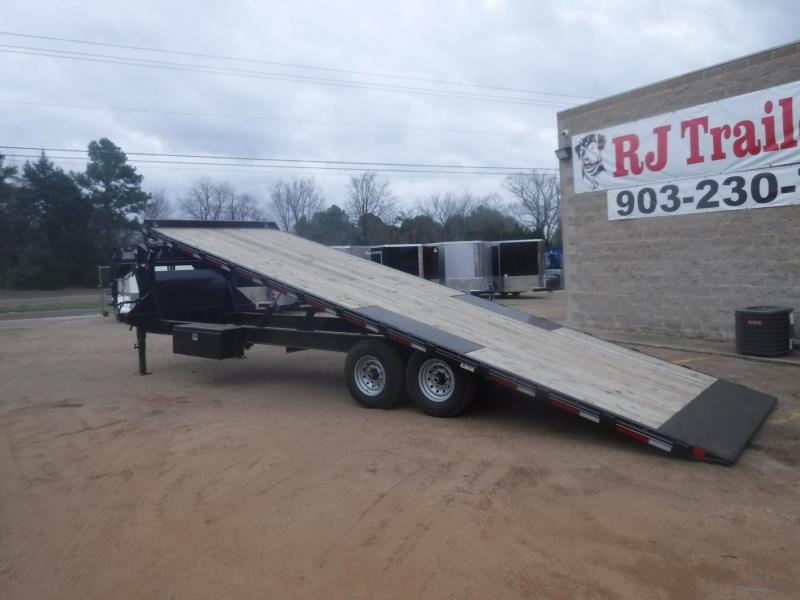 2019 Diamond C Trailers 102 x 26 DEC Full Tilt Equipment Trailer