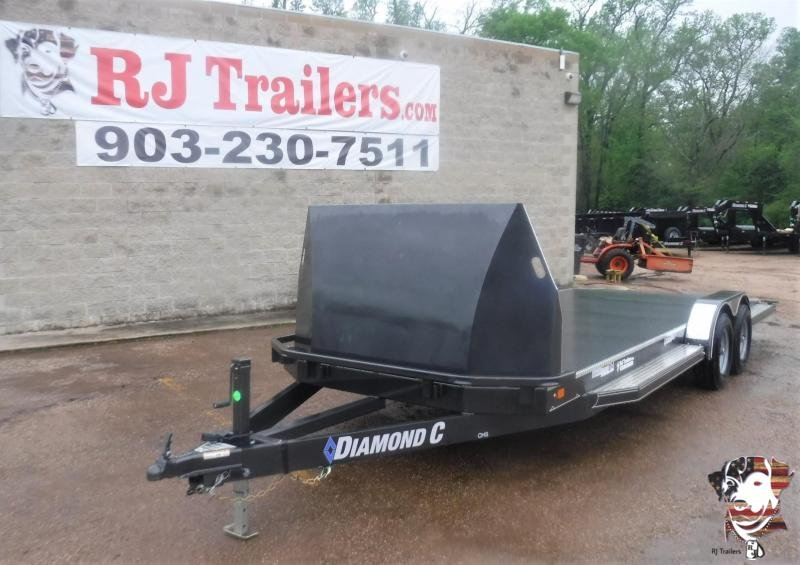 2020 Diamond C Trailers 83 x 22 CHS252 Car / Racing Trailer