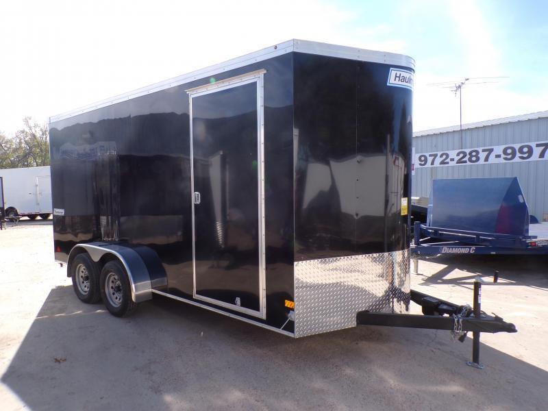 2020 Haulmark 7 x 16 Transport Enclosed Cargo Trailer
