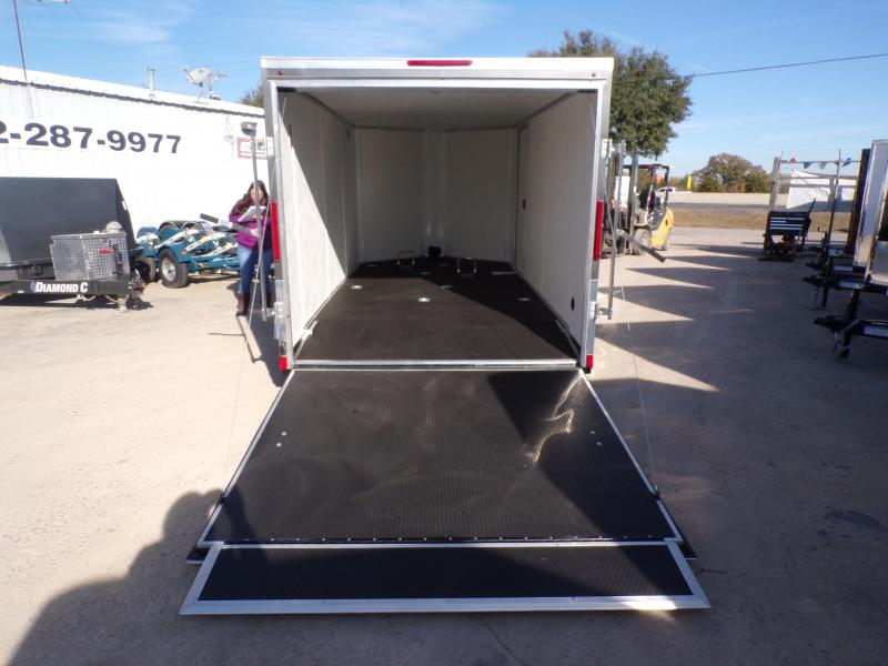 2020 Look Trailers 7x14 LXT Motorcycle Trailer