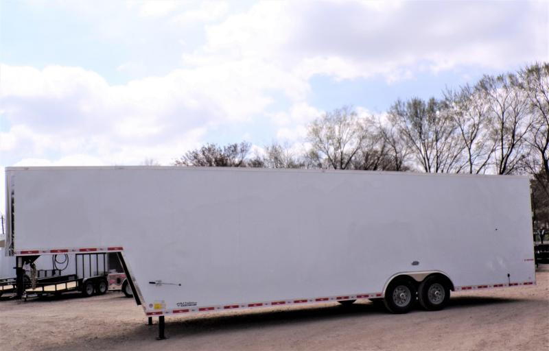 2021 Cargo Mate 8.5 x 36 Gooseneck Enclosed Cargo Trailer