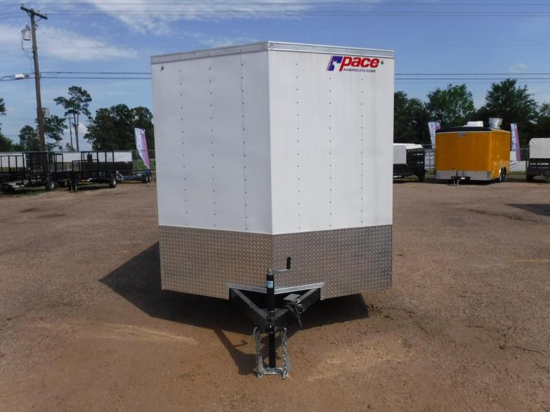 2019 Pace American 7 x 16 TA Cargo Trailer