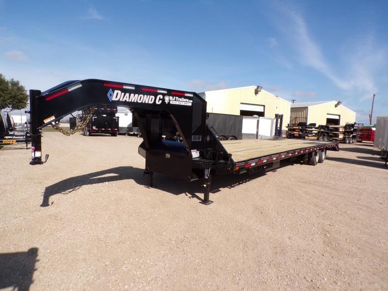 2020 Diamond C Trailers 102 x 40 FMAX216 Equipment Trailer