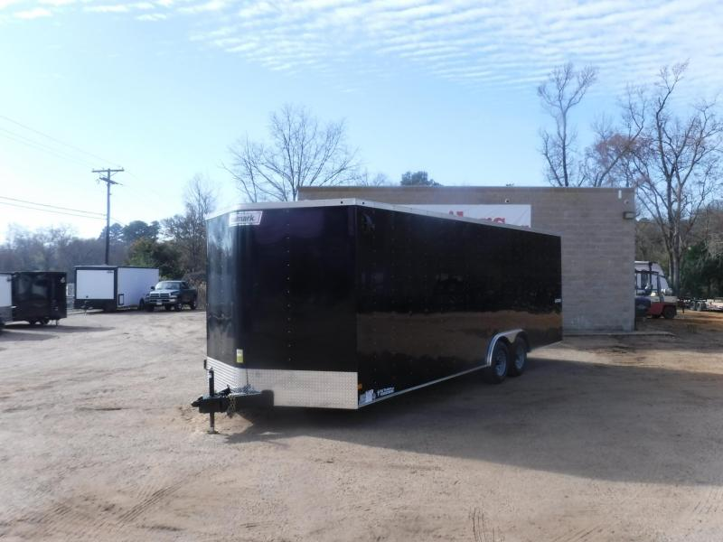 2020 Haulmark 8.5 x 24 Passport Deluxe Enclosed Cargo Trailer