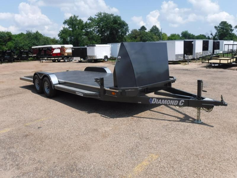 2020 Diamond C Trailers 83 x 22 12CHS Car / Racing Trailer