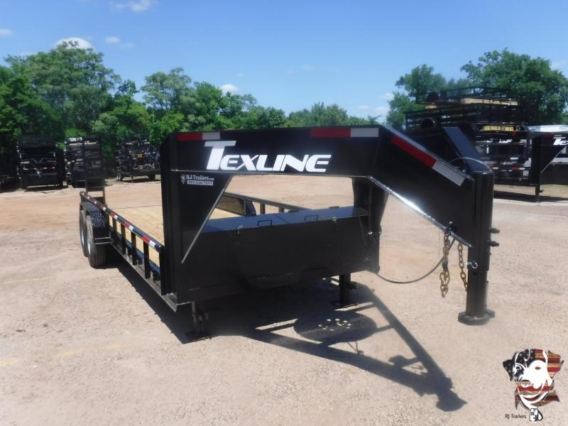 2020 TexLine 83 x 20 TexLine Bobcat GN Equipment Trailer