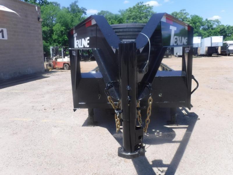 2020 TexLine 83 x 20 TexLine Bobcat GN Equipment Trailer