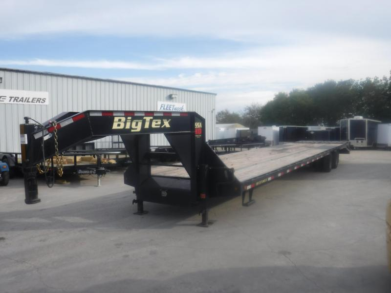 2016 Big Tex Trailers 102 x 40 (355) Mega Ramps Equipment Trailer