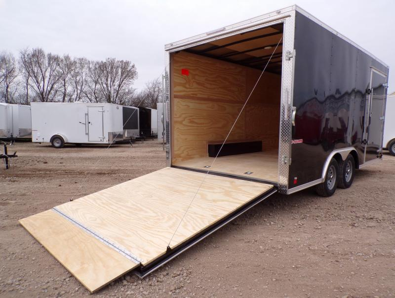 2020 Cargo Mate 8.5 x 16 E-Series Enclosed Cargo Trailer