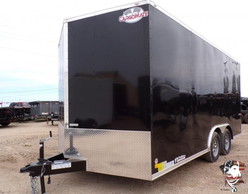2020 Cargo Mate 8.5 x 16 E-Series Enclosed Cargo Trailer