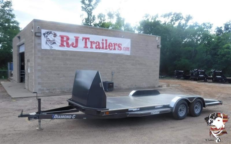 2020 Diamond C Trailers 82 x 20 CHS Car / Racing Trailer