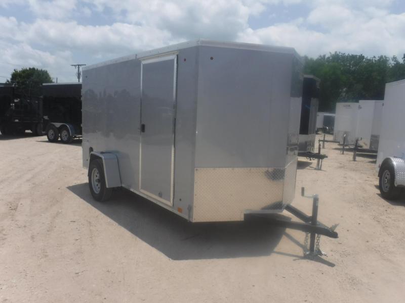 2019 Look Trailers 6 X 12 Element Enclosed Cargo Trailer