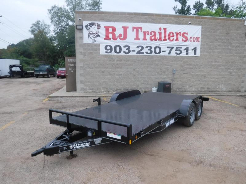 2020 Buck Dandy 83 x 18 Car Hauler Car / Racing Trailer