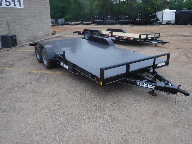 2020 Buck Dandy 83 x 18 Car Hauler Car / Racing Trailer
