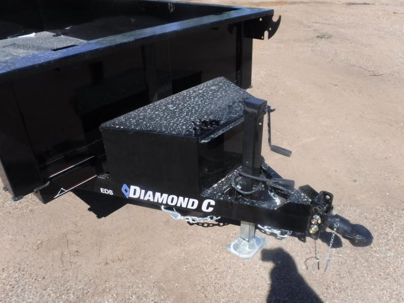 2019 Diamond C Trailers 5 x 10 EDS Dump Trailer