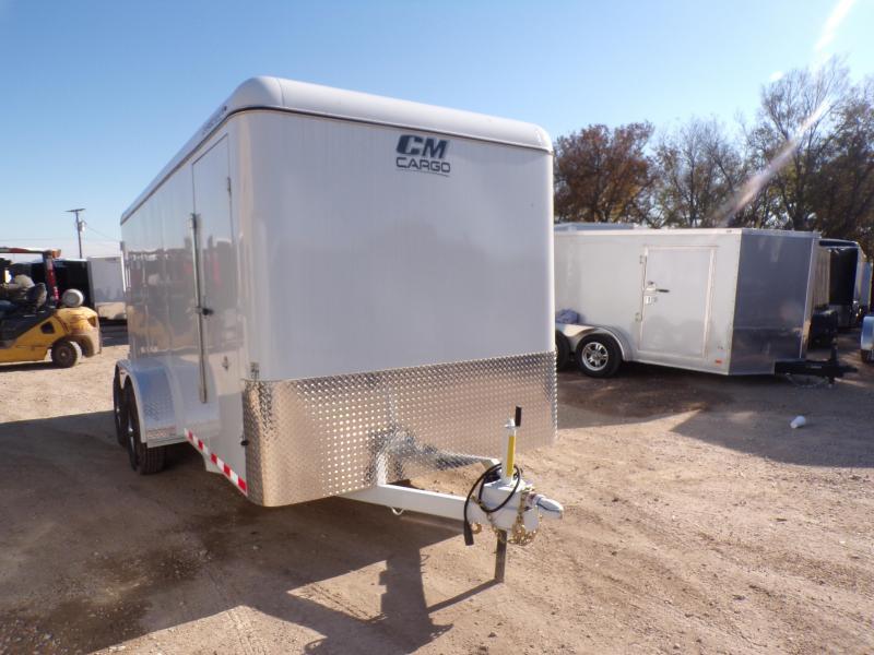 """2020 CM 6'8"""" x 16 TA Enclosed Cargo Trailer"""