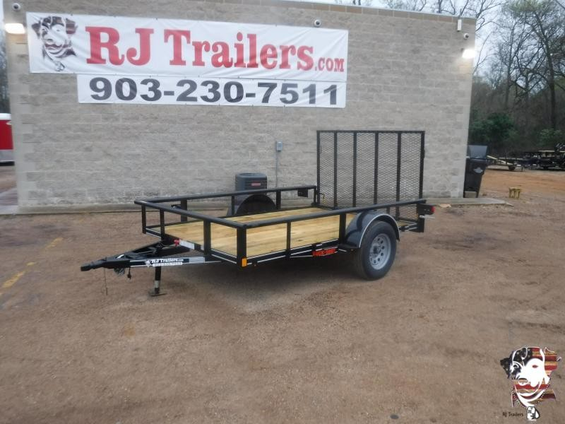 2020 Buck Dandy 77 x 10 Utility Trailer