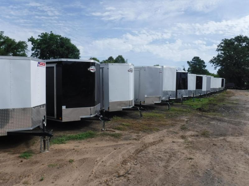 2020 Pace American 7 x 14 Journey SE Enclosed Cargo Trailer