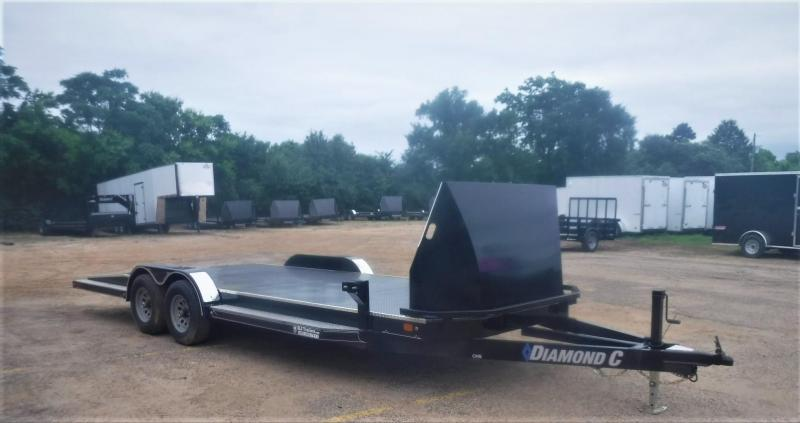 2020 Diamond C Trailers 82 x 22 CHS Car / Racing Trailer
