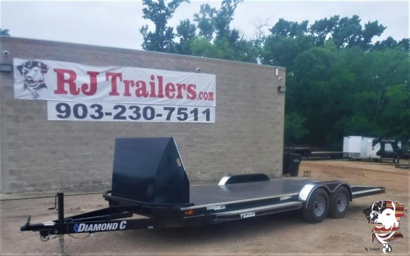 2020 Diamond C Trailers 82 x 22 CHS Car / Racing Trailer