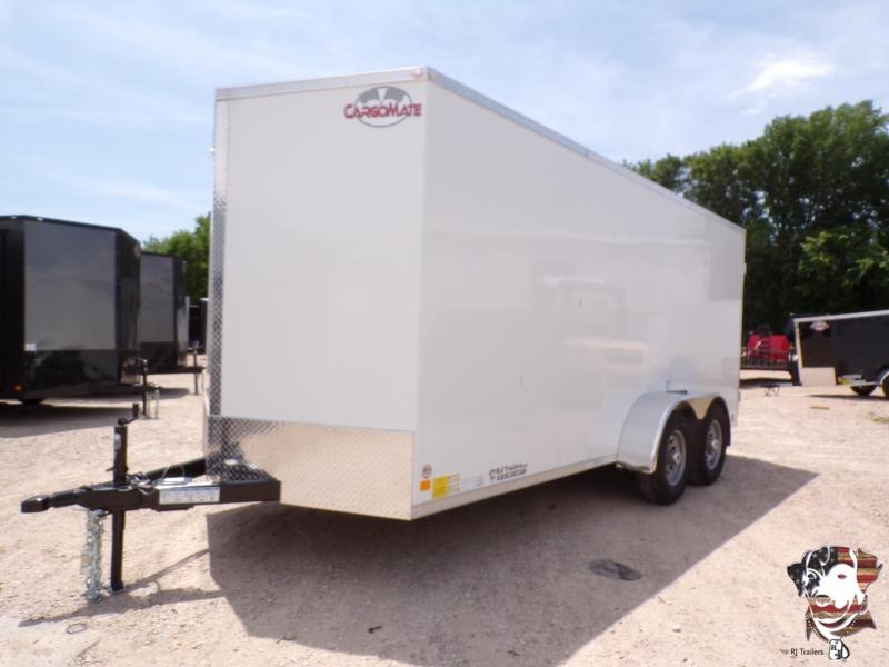 2021 Cargo Mate 7 x 16 LEE Enclosed Cargo Trailer