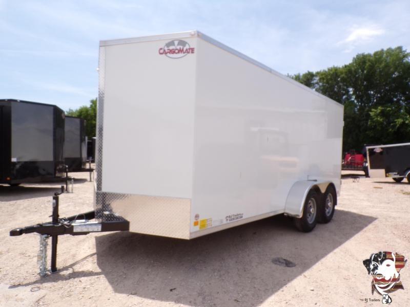 2021 Cargo Mate 7 x 16 LEE Enclosed Cargo Trailer