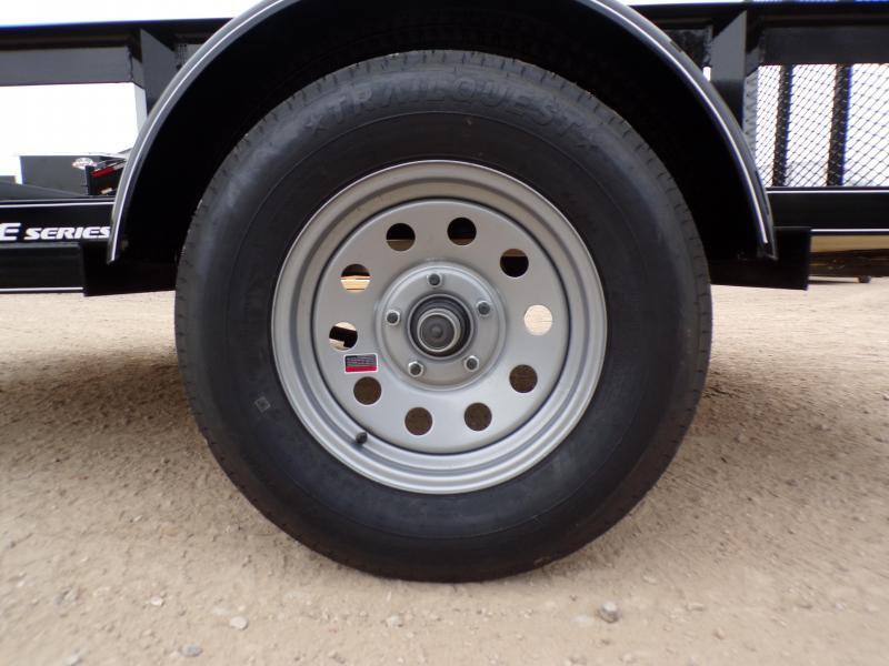 2020 TexLine 77 x 10 Utility Trailer