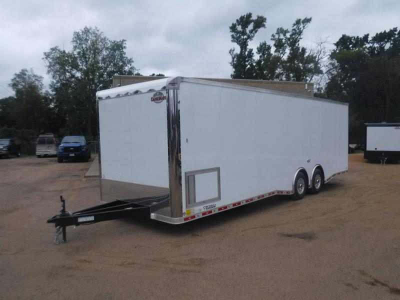 2020 Cargo Mate 8.5 x 28 NS Car / Racing Trailer