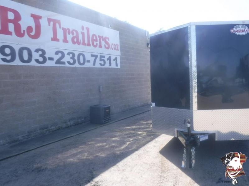 2020 Cargo Mate 7 x 16 E-Series TA Enclosed Cargo Trailer