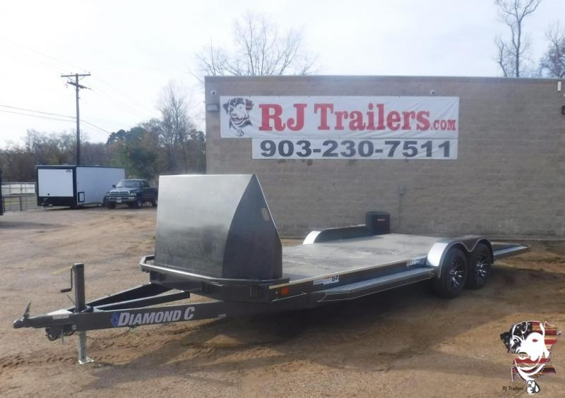 2020 Diamond C Trailers 83 x 20 CHS252 Car / Racing Trailer