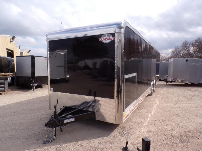 2020 Cargo Mate 8.5 x 32 Eliminator Car / Racing Trailer