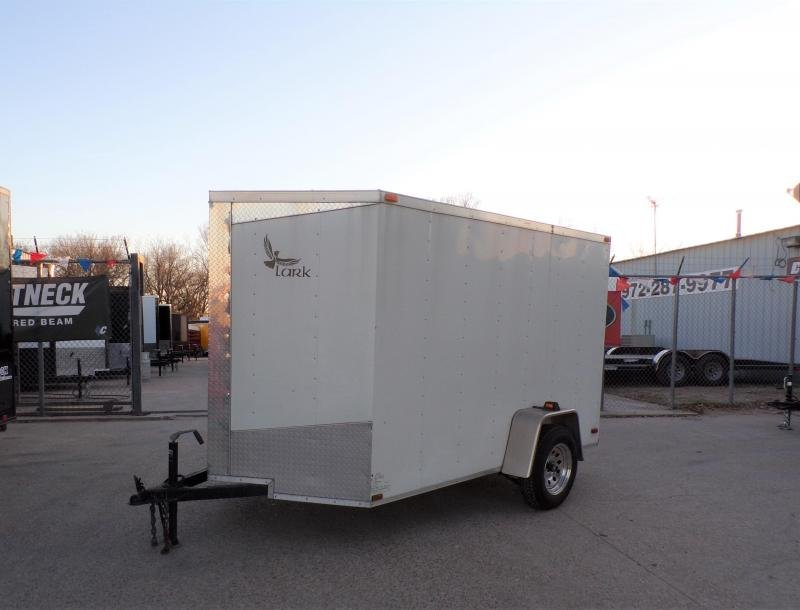 2014 Lark 6 x 10 SA Enclosed Cargo Trailer