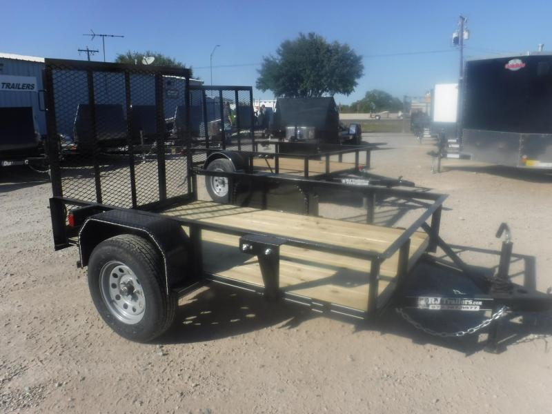 2019 Tiger 5 x 8 Econo Utility Trailer in  Witts Springs, AR