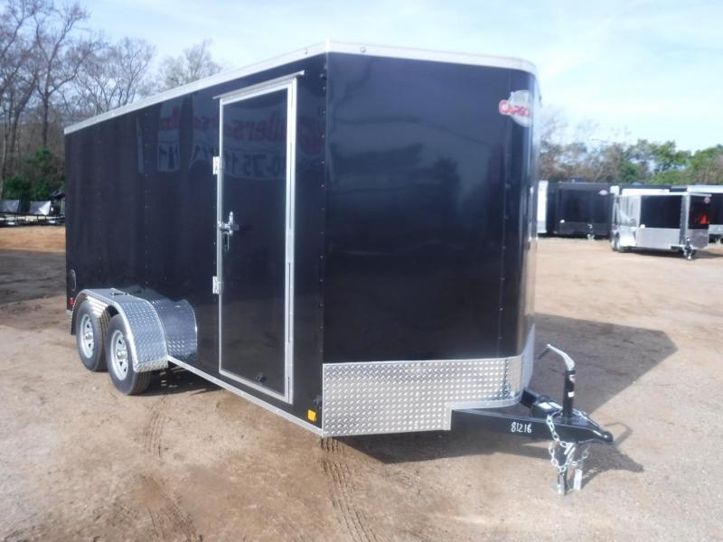 2020 Cargo Mate 7 x 16 LEE Enclosed Cargo Trailer