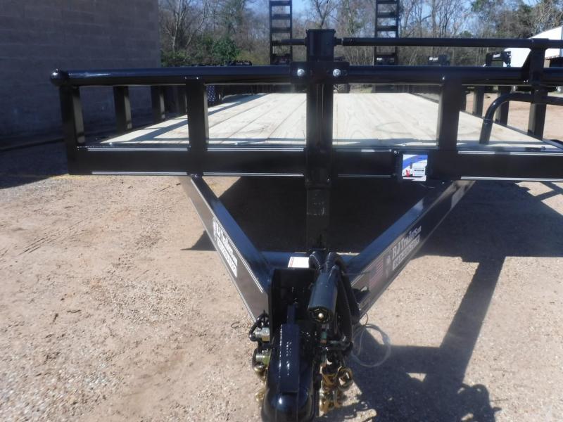 2020 TexLine 83 x 20 Bobcat Equipment Trailer