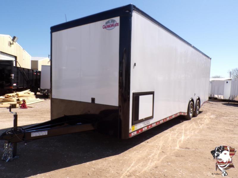 2021 Continental Cargo 8.5 x 28 NS Car / Racing Trailer