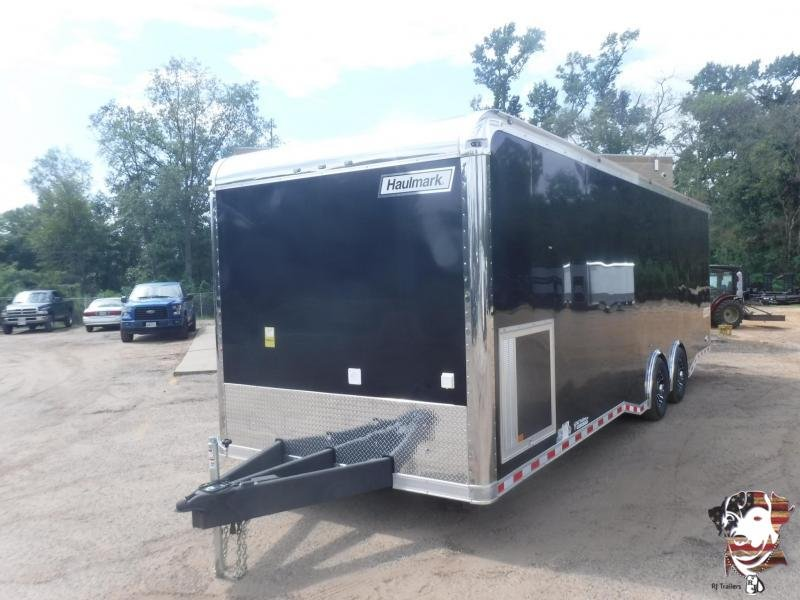 2019 Haulmark 8.5 x 28 Edge Car / Racing Trailer