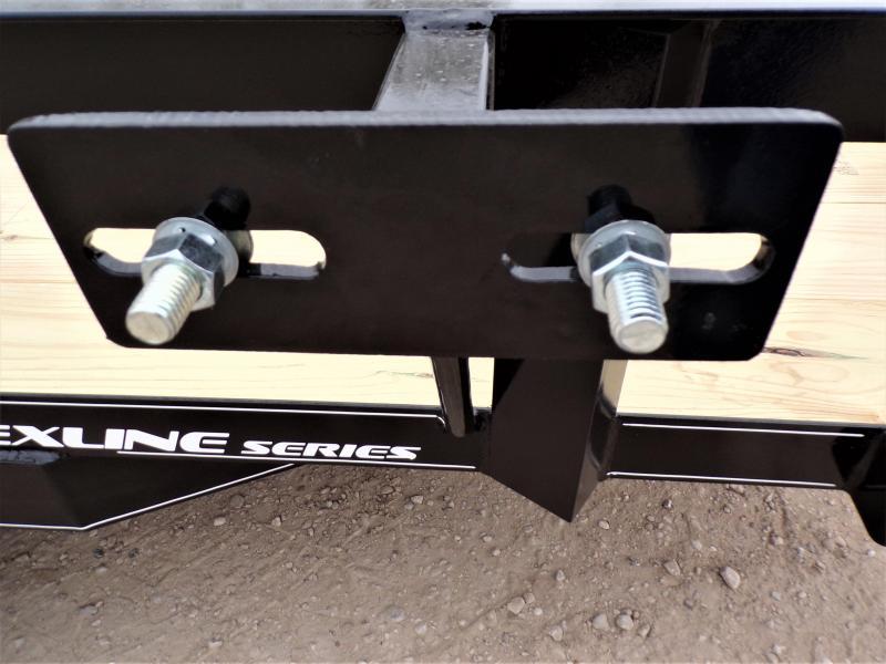 2020 TexLine 77 x 12 Texline Utility Trailer