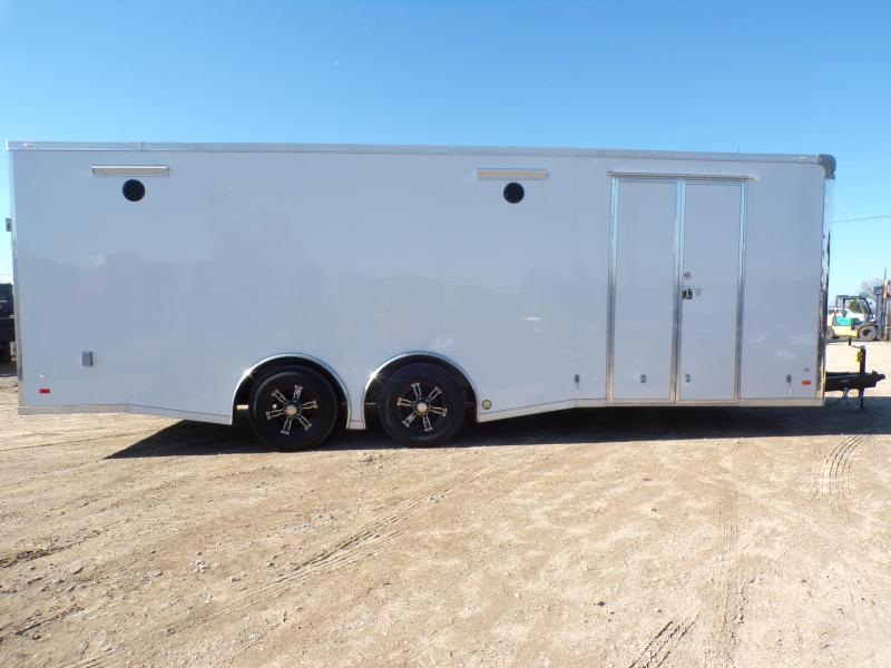 2020 Covered Wagon Trailers 8.5 x 24 TA Gold Series Enclosed Cargo Trailer