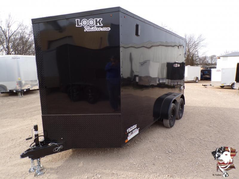 2020 Look Trailers 7 x 14 Element SE Enclosed Cargo Trailer