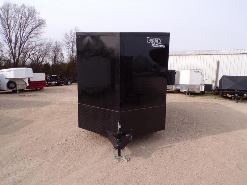 2020 Look Trailers 7 x 14 Element SE Enclosed Cargo Trailer