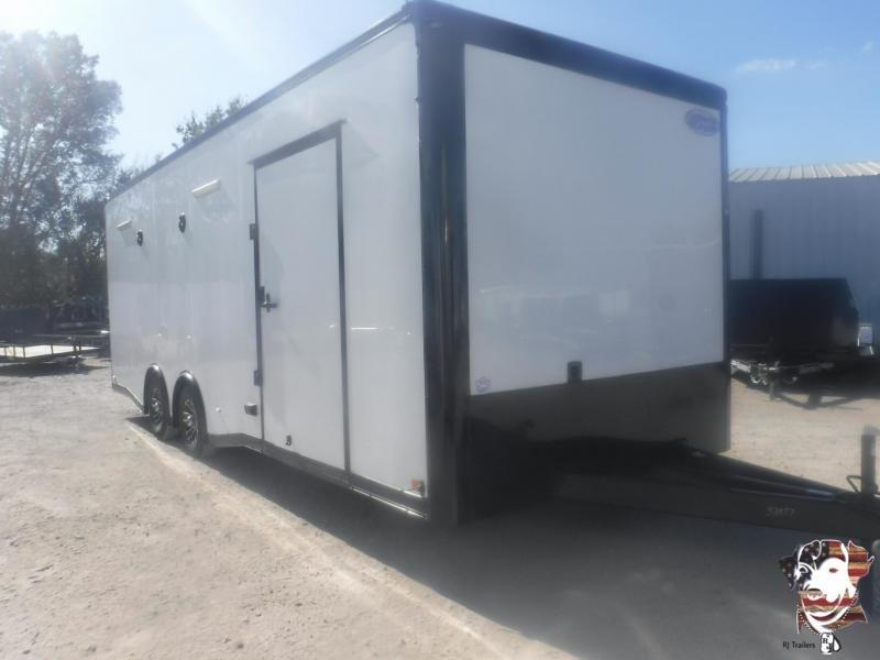 2020 Cargo Mate 8.5 x 24 NS Car / Racing Trailer
