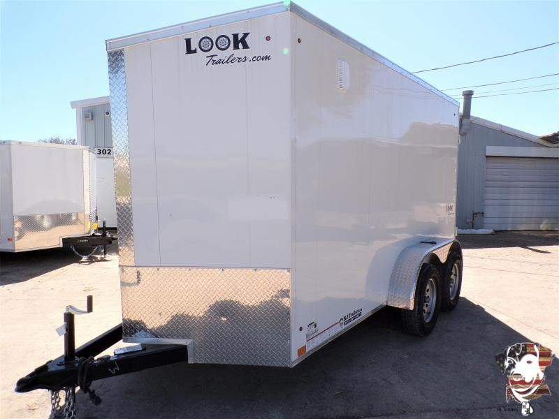 2020 Look Trailers 6 X 12 Element TA Enclosed Cargo Trailer