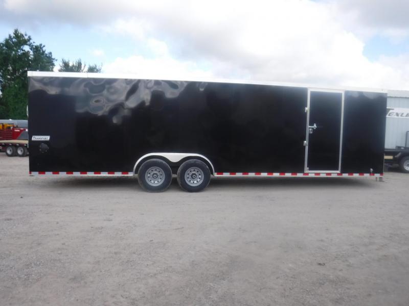 2019 Haulmark 8.5 x 28 Transport Car / Racing Trailer