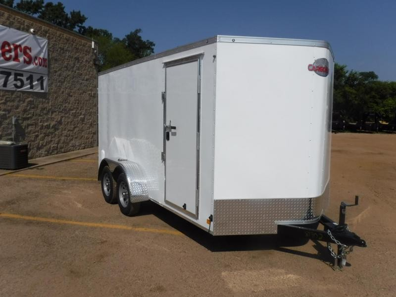 2020 Cargo Mate 7 x 14 LEE Enclosed Cargo Trailer