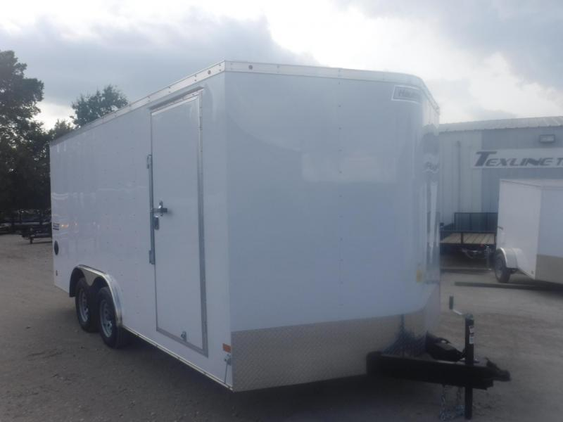 2019 Haulmark 8.5 x 16 Passport Deluxe Enclosed Cargo Trailer