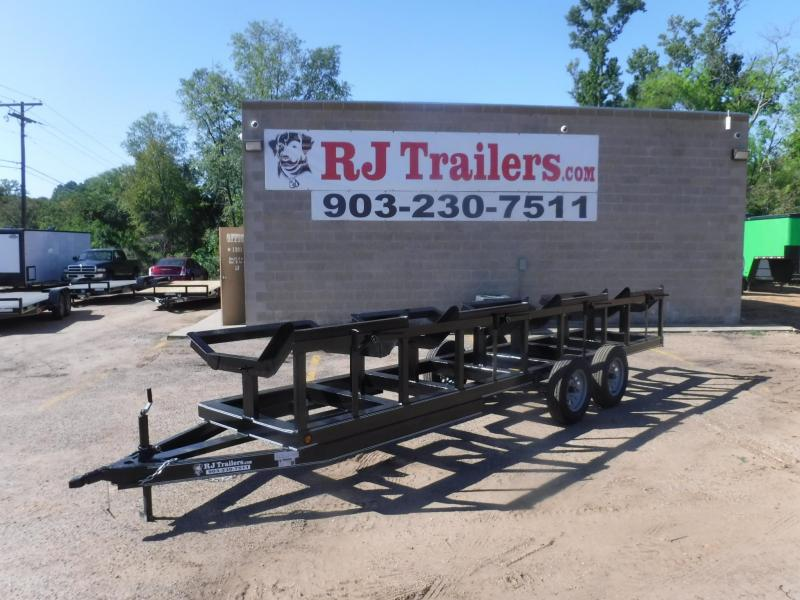 "2020 Tiger 48"" x 20 Hay Bale Equipment Trailer in  Witts Springs, AR"