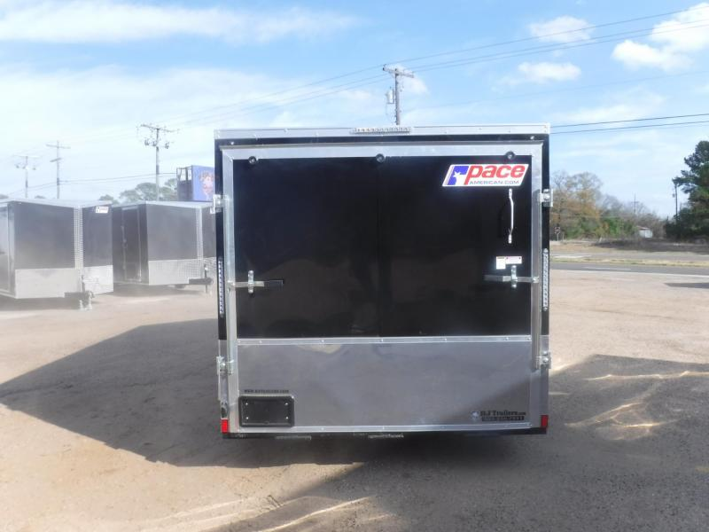 2020 Pace American 7 x 12 Ele Motorcycle Trailer