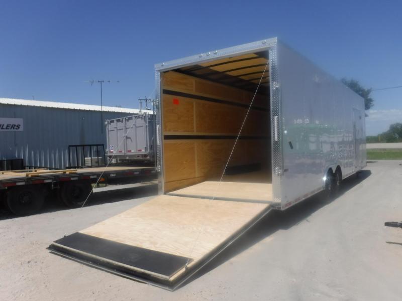2020 Cargo Mate 8.5 x 36 Gooseneck Enclosed Cargo Trailer